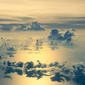 Seeding clouds over the ocean
