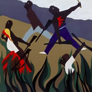 2. To Preserve Their Freedon Toussaint Series Jacob Lawrence