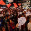 Protest against Michel Temer, São Paulo, Brazil (August 2016)