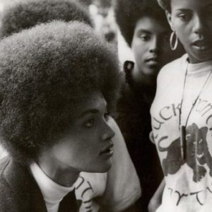 Kathleen Cleaver, Black Panther Party Headquarters 1969