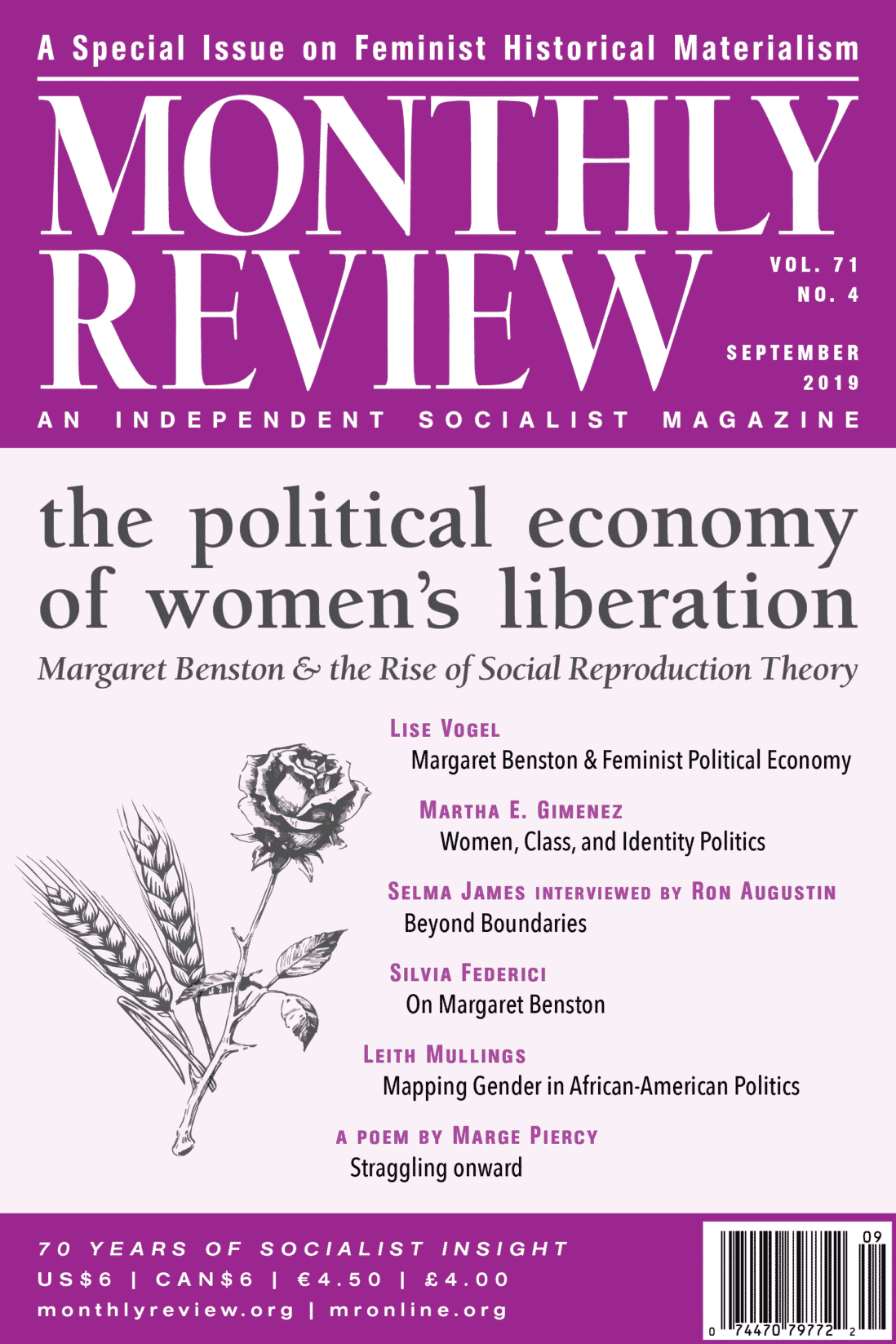 Feminist Review: Issue 46