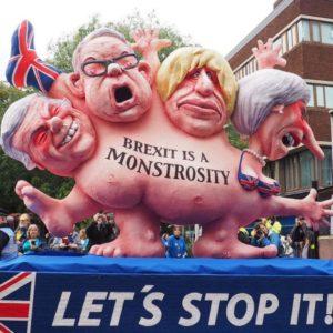 """Brexit is a monstrosity"""