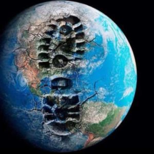footprint_on_earth
