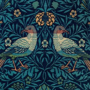 Birds by William Morris (1834-1896). Original from The MET Museum