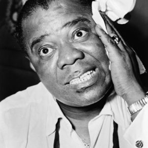 Louis Armstrong himself was subject to the mercy of the mob