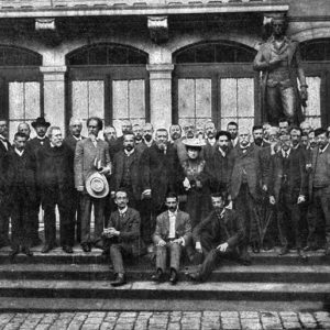 Stuttgart Congress of the Second International 1907