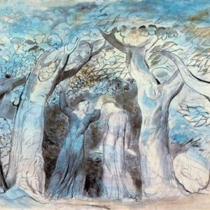 A work by an artist in Marx's milieu, William Blake