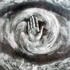 Drawing by Khalil Gibran