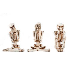 skeleton hear no evil