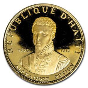 1970-haiti-gold-60-gourdes-alexandre-petion-proof_209878_obv
