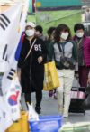 S. Koreans hope to return to normal life amid slowing COVID-19 outbreak