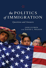 David Wilson, co-author of The Politics of Immigration, on Occupying the Immigration Debate