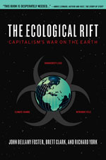 The Ecological Rift reviewed on Hot Topic blog