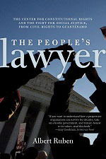The People's Lawyer author Albert Ruben on The Center for Constitutional Rights vs. The Pope