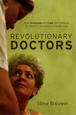 Steve Brouwer on Health Care in Venezuela & Cuba, NYC, 9/2