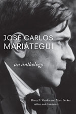 José Carlos Mariátegui book party, NYC