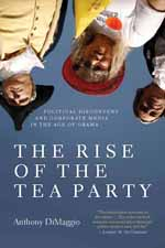 Thoughts on the Tea Party: Interview with Anthony DiMaggio