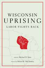 Wisconsin Uprising Book Party in NYC, 2/17