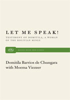 Ben Dangl reviews MRP classic Let Me Speak!