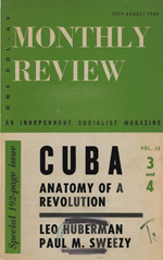 Monthly Review Volume 12, Number 3 (July-August 1960)