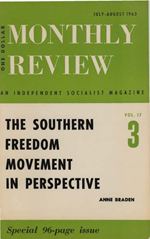 Monthly Review Volume 17, Number 3 (July-August 1965)