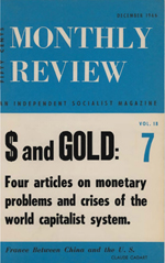 Monthly Review Volume 18, Number 7 (December 1966)