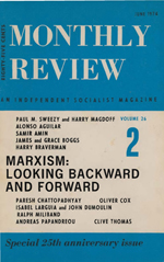 Monthly Review Volume 26, Number 2 (June 1974)