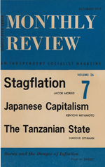 Monthly Review Volume 26, Number 7 (December 1974)