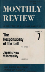 Monthly Review Volume 34, Number 7 (December 1982)