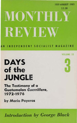 Monthly Review Volume 35, Number 3 (July-August 1983)