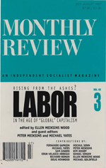 Monthly Review Volume 49, Number 3 (July-August 1997)
