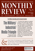 Monthly Review Volume 60, Number 5 (October 2008) [PDF]