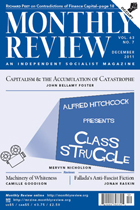 Monthly Review Volume 63, Number 7 (December 2011)